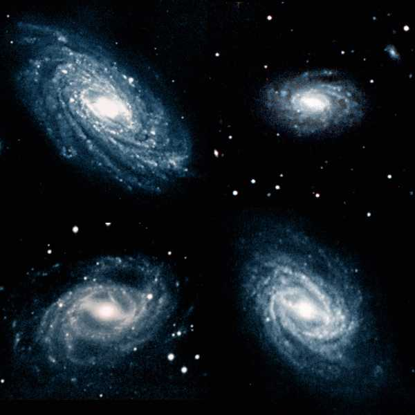 Map of Other Galaxies - Pics about space