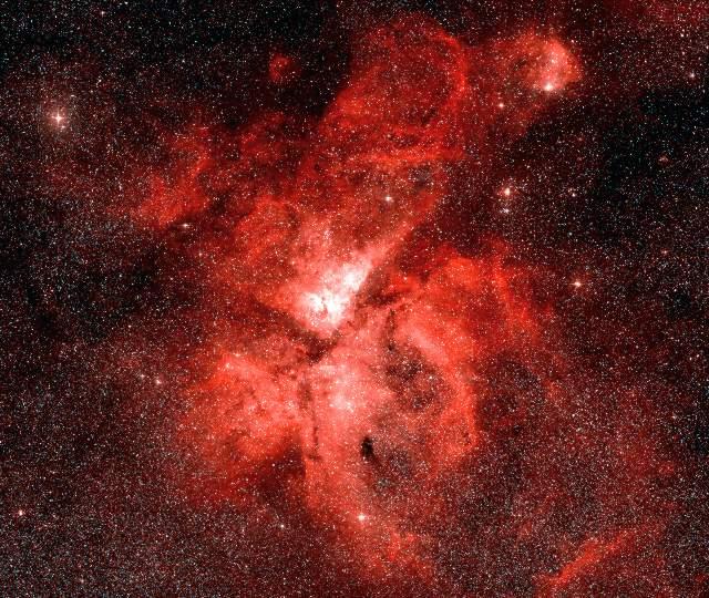 The Eta Carina Nebula