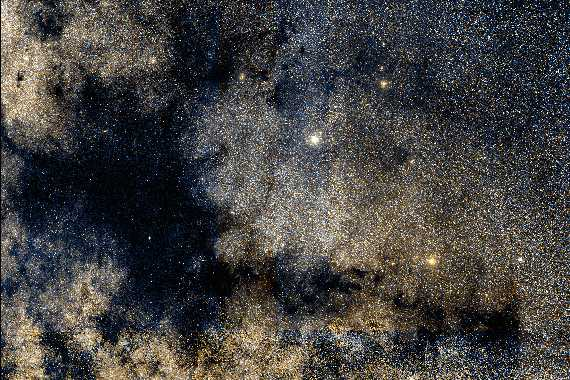 Digitized Sky Survey image