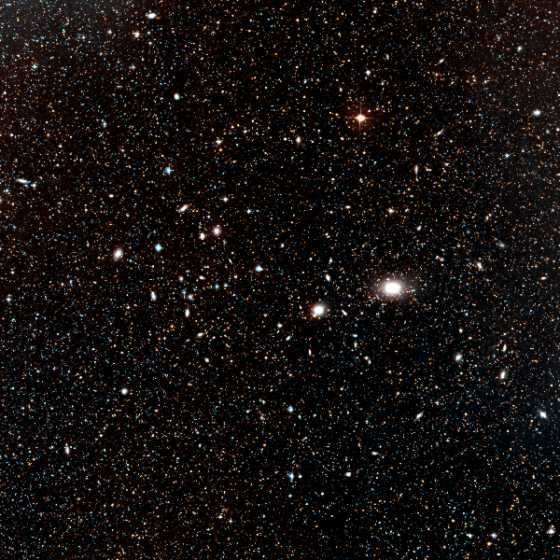 A3526 - from the Digitized Sky Survey