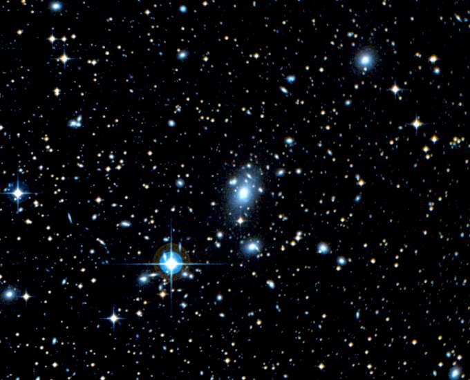 Αποτέλεσμα εικόνας για galaxies shapley
